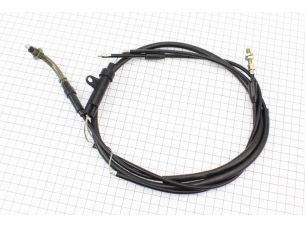 C01 Трос газа 2Т (ременной вариатор) (трос 173;192см; кожух 165;181см)