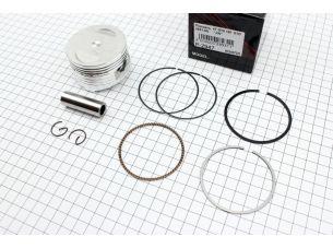 Поршень, кольца, палец к-кт 170cc 61мм STD (палец 15мм)