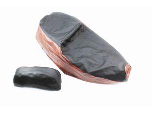 Viper - F1/F50 Чехол сиденья (эластичный, прочный материал) черный/коричневый