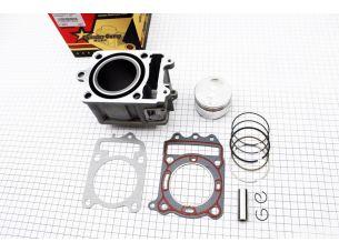 Цилиндр к-кт (цпг) Honda CH150 SPACY - 57,4мм (палец 15мм)
