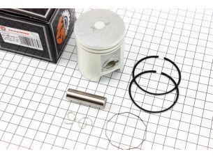 Поршень, кольца, палец к-кт Yamaha AXIS-90 50мм STD (палец 12мм)