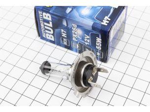 Лампа фары галоген H7 12V 55W PX26D Basic