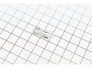 Лампа поворота (белая без цоколя) 12V/5W W5W