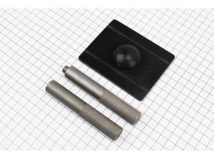 Съемник-рассухариватель клапанов, набор