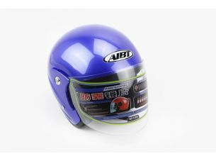 Шлем открытый АТ-612 - СИНИЙ