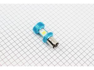 Лампа фары диодная BA20D - LED-2