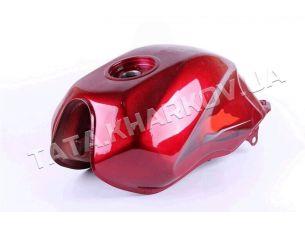 Бак топливный   Zongshen Zubr   150/250   (красный)   TA