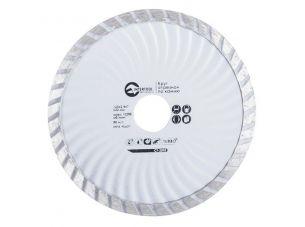 Диск отрезной Turbo, алмазный 125 мм, 16-18% INTERTOOL