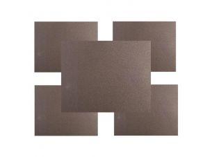 Набор наждачной бумаги влагостойкой 15 шт (80.180.320) INTERTOOL