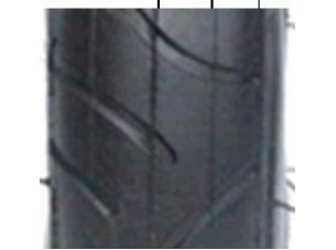 Резина для детских колясок   8*1/2x2 (50-134)   шоссе   ELIT