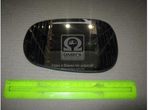 Вкладыш зеркала левого DACIA LOGAN -08 SDN (пр-во TEMPEST) 018 0132 431