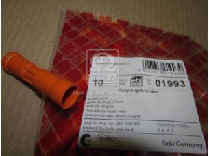 Воронка щупа, указатель уровня масла VAG (пр-во FEBI) 01993