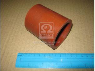 Рукав турбокомпрессора 50*70 (красный) КамАЗ (пр-во Россия) 7406.1118276