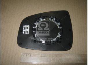 Вкладыш зеркала правого DACIA LOGAN -09 MCV (пр-во TEMPEST) 018 0133 432