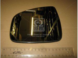Вкладыш зеркала левого DACIA LOGAN -09 MCV (пр-во TEMPEST) 018 0133 431