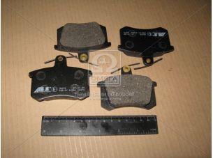 Колодка тормозная ALFA ROMEO/AUDI/FIAT/VW задн. (пр-во ABS) 36818