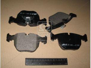 Колодка тормозная BMW 5 ser./7 ser./X5 передн. (пр-во ABS) 36961