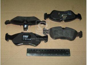 Колодка тормозная OPEL ASTRA F передн. (пр-во TRW) GDB1300