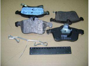 Колодка тормозная OPEL ASTRA H передн. (пр-во TRW) GDB1668