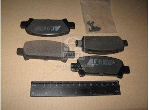 Колодка тормозная SUBARU IMPREZA/LEGACY/FORESTER задн. (пр-во ABS) 37164