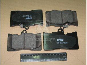 Колодка тормозная LEXUS GS передн. (пр-во TRW) GDB3398