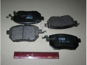 Колодка тормозная INFINITI FX передн. (пр-во TRW) GDB3416
