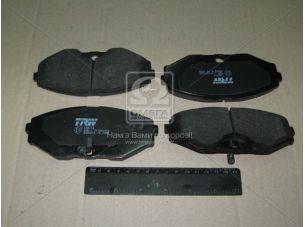 Колодка тормозная INFINITI Q45 передн. (пр-во TRW) GDB3273