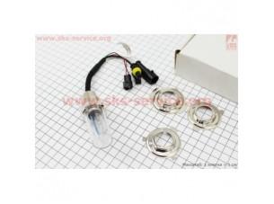 Лампа БИ-XENON H6 (12V 50W DC AMP) 6000K, шт