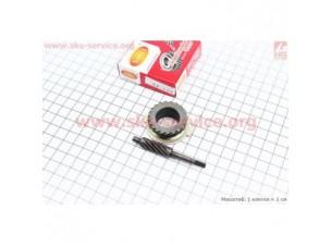 Шестерня привода спидометра (комплект-2шт) XF-125