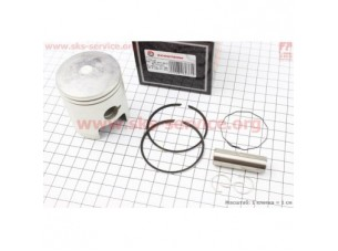 Поршень, кольца, палец к-кт Suzuki AD110 52,5мм STD (палец 14мм)