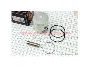 Поршень, кольца, палец к-кт Suzuki AD100/110 52,5мм STD (палец 12мм)