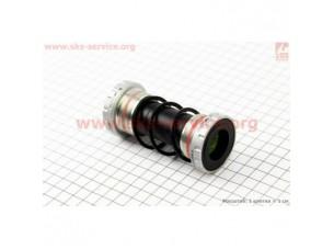 """Картридж-каретка """"Hollowtech II"""" MTB 68-73мм, под вал 24мм Deore SM-BB52"""