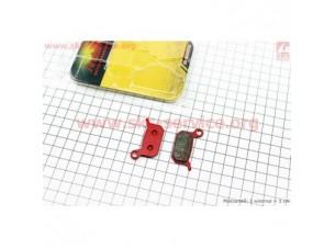Тормозные колодки диск. тормоз к-кт (Formula 4Racing/B4, 4-piston O2, 2-piston B4)