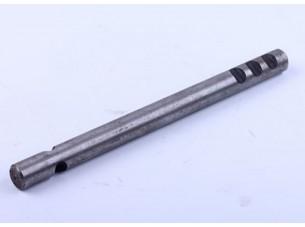 Вал вилки 2 и 3 передачи L=200мм Xingtai 120/220 (10Т.37.170)