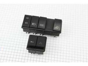 Блок переключателей к-кт Jinma 244B/C