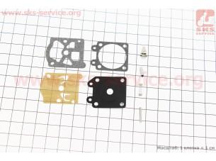 Ремкомплект карбюратора ОLEO MAC SPARTA 37/38/42/44 (полный)