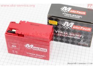 "Аккумулятор ""таблетка-Honda"" YTR4A-BS (L113*W49*H85mm), 2020"