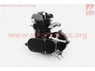 Двигатель велосипедный 2Т, ЧЕРНЫЙ