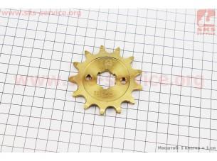 Звезда передняя CG/CB-520H-13T GOLD