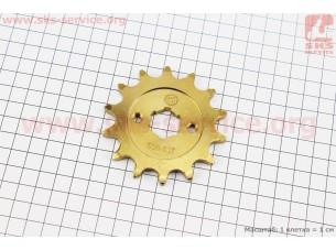 Звезда передняя CG/CB-520H-14T GOLD