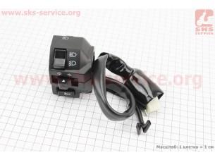 Loncin- LX200GY-3 Блок кнопок на руле левый