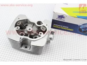 Головка цилиндра 150cc-62mm + клапана к-кт