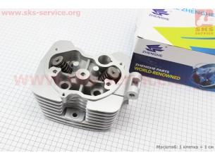 Головка цилиндра 200cc-63,5mm + клапана к-кт