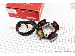 Статор магнето Suzuki AD50 (3 провода)