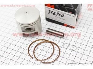 Поршень, кольца, палец к-кт Suzuki AD68 46мм +0,50, CMR (Тайвань) (палец 10мм)