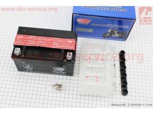 Аккумулятор 7Аh UTX7A-BS (кислотный) 150/85/95мм, 2018