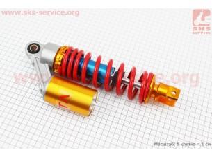 Амортизатор задний Yamaha 270мм, ГАЗОВЫЙ (крепление10/8мм)