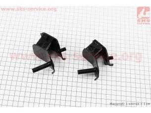 Амортизатор + шпилька 10мм (узкий+широкий) к-кт 2шт 4-6кВт